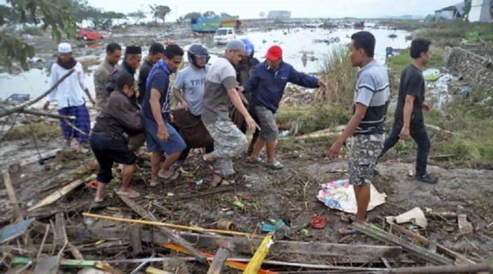 Cara Menyikapi Bencana Alam