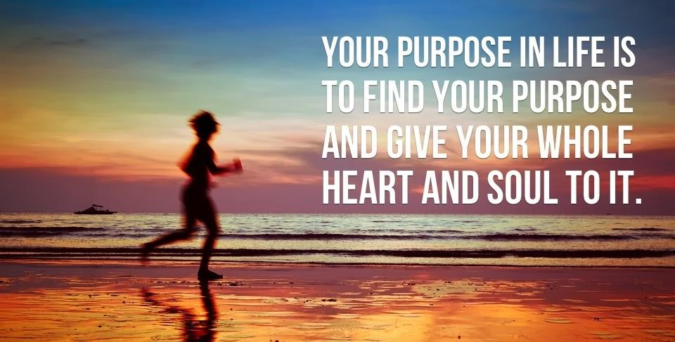 Cara Menemukan Tujuan Hidup Anda Kurang dari 4 Menit